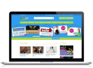 Classiads UK website