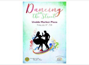 Dancing in the Street Flyers