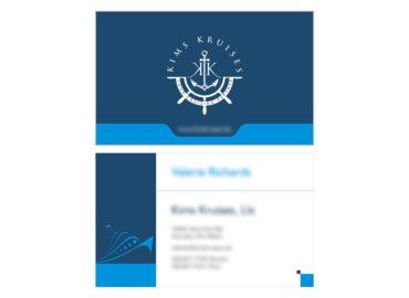 Kims Kruises Business Card