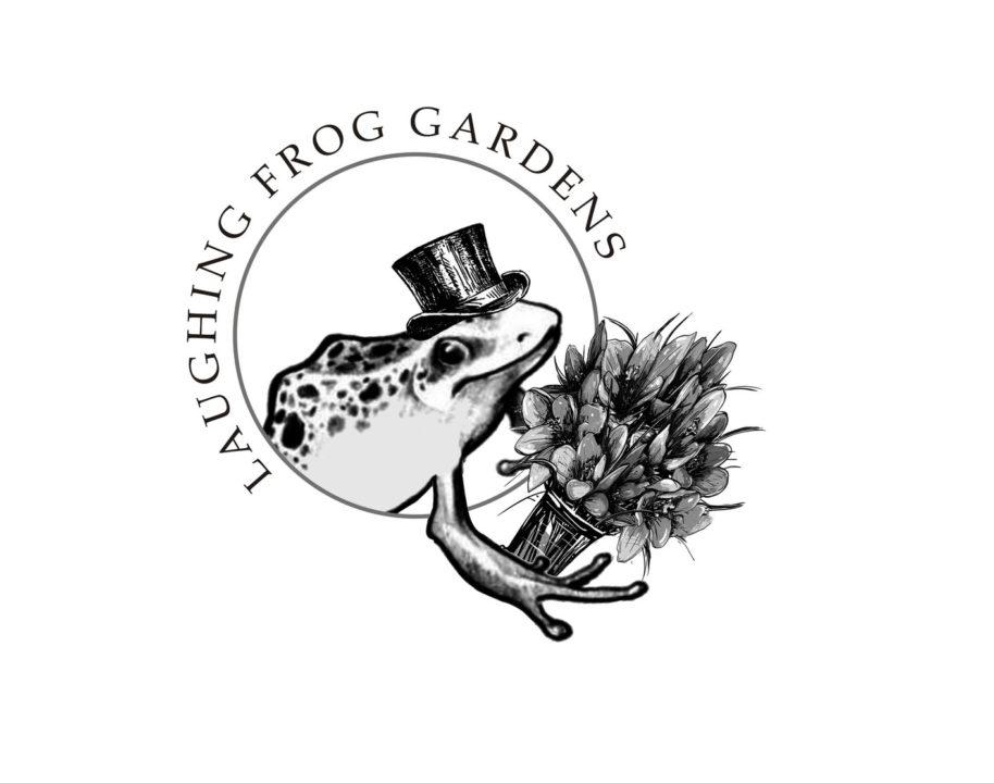 Laughing-Frog-Gardens-Logos