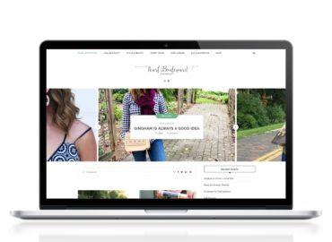 Pearl Boul Blog website