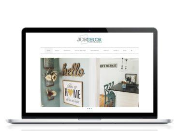 jordecor website