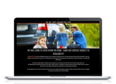 mobile machine service website