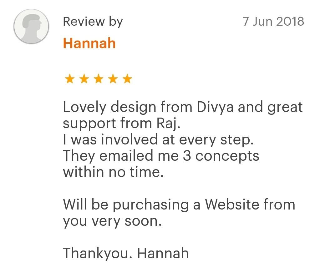 Hannah review