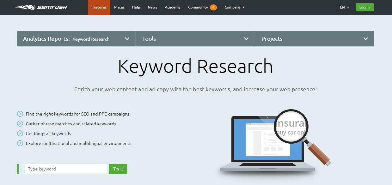 semrush-tool