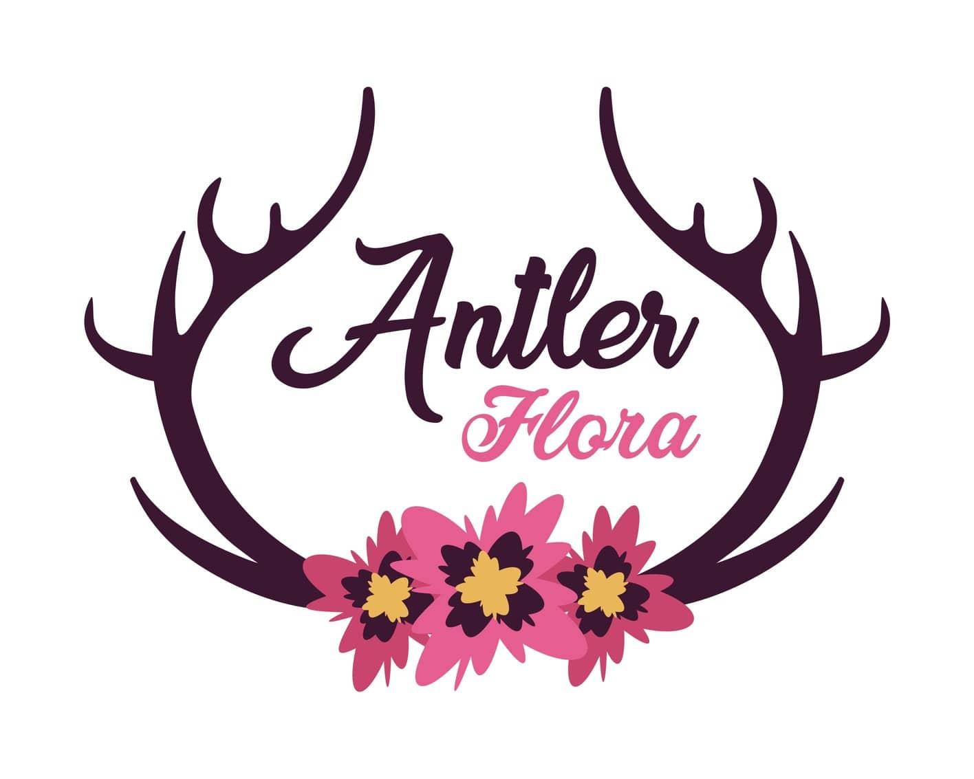 Antler-Flora