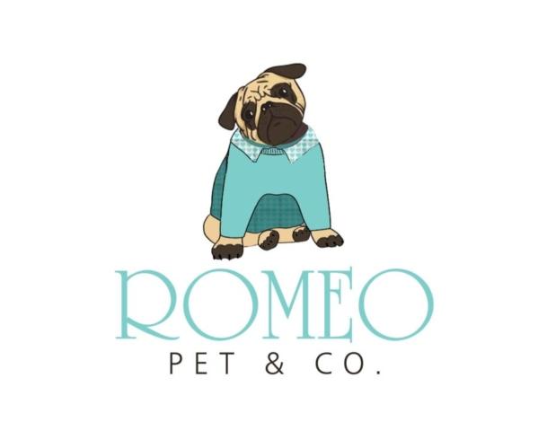 Romeo-Pet-Company-Logos