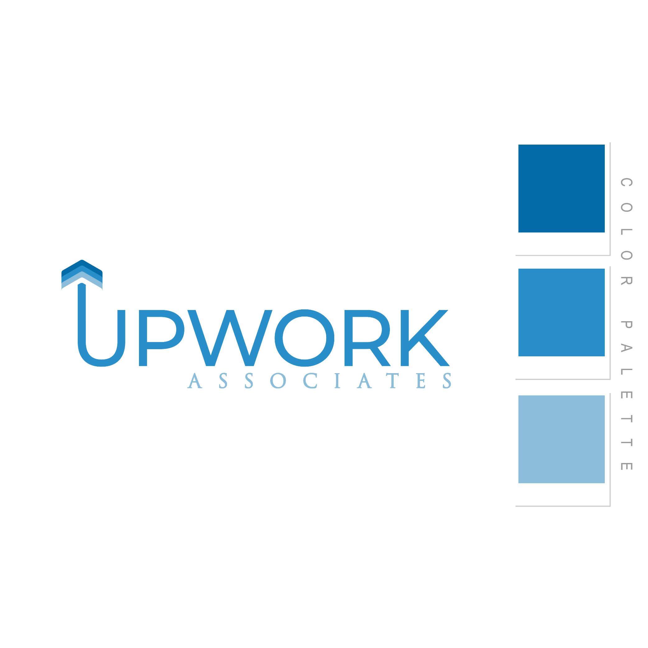 Upwork Associates Logo Design