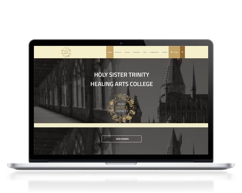 holy-sister-website
